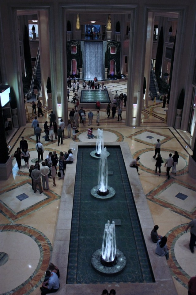 Palazzo - Retail Area Water Feature